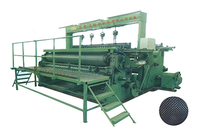 Industrial Screen Loom