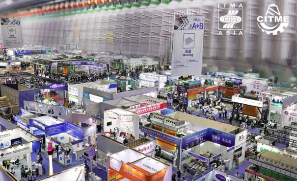 ITMA ASIA +CITME 2018 ended successfully, Shijiazhuang Textile Machinery Co., Ltd is looking forward to meeting you in 2020!