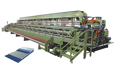 DW200 Heavy Duty Ring Woven Press Felt Loom