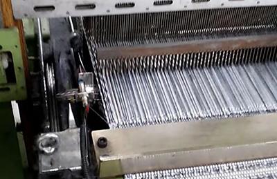 GA727 Integral Core for Fire Retardant Conveyor Belt in Coal Mine Rapier Loom