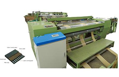 KSL Conveyor Belt of Anti -tearing Steel Mesh Rapier Loom